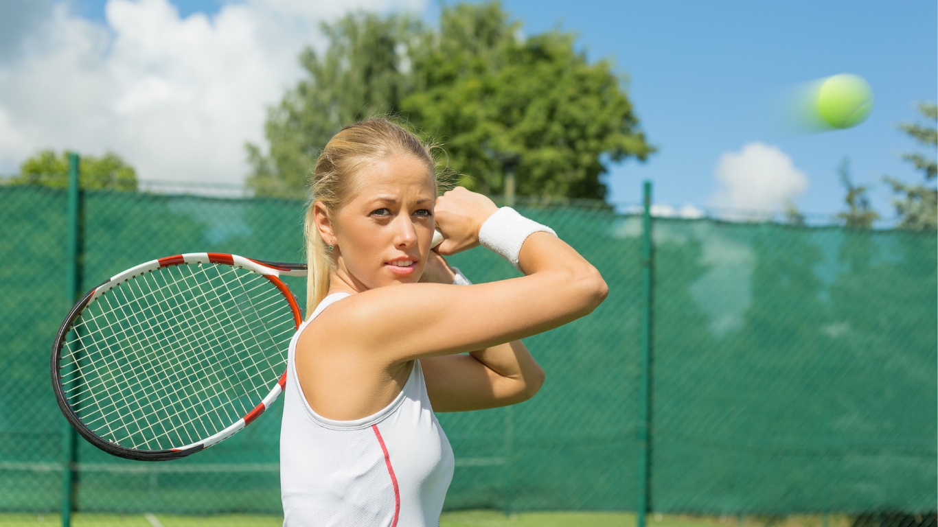 Top Reasons To Play Tennis